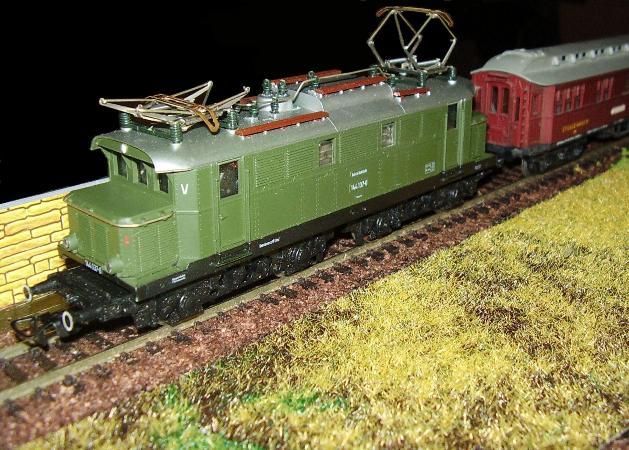 Modelová železnice HO
